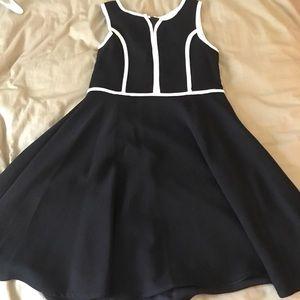 Girls Formal Fitting Dress